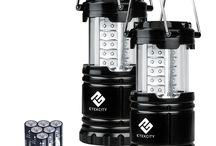 Etekcity 2 Pack Portable LED Camping Lantern