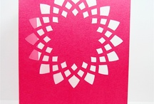 cards to make / by Daniella Baumol Ouanounou