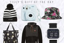 GIFT GUIDE / Find that perfect something for that special someone.