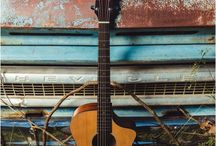 Guitars and other strings / by Kerry Gunnarson