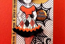 Paper Dolls (stamping) / by Jeanette Stuart