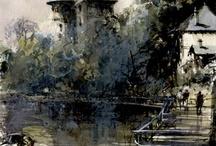 Watercolor-Art