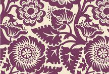Flowers / Textile