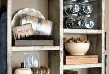 Neat Shelf Ideas