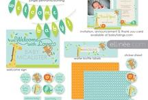 Bebê - Chá Impressão