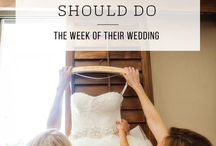 42 things brides should know 1 wk before wed