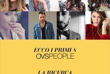 #OVSPEOPLE / Sono persone stra-ordinarie, sono gli OVSPEOPLE. Segui le loro storie sui social OVS con #OVSPEOPLE e #OVSJOURNEY Candidati anche tu su bit.ly/join-ovspeople