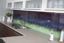 The kitchen / Interior design ideas for the kitchen