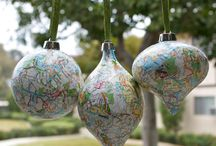 Christmas ornaments / by Constance Tauber