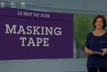 mt sur m6 ! / m6 a fait un reportage sur le masking tape, diffusé dans le JT de 12.45 samedi 5 avril. Avec la participation de la boutique parisienne FLEUX (www.fleux.com) et de la bloggueuse créative Rosalie & Co (http://rosalieandco.canalblog.com/archives/2014/03/29/29538549.html) Si vous avez manqué ça, vous pouvez voir le replay ici : http://rosalieandco.canalblog.com/archives/2014/03/29/29538549.html
