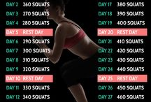 30 Days challenges