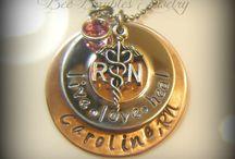 Cool Nursing Necklaces