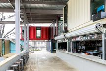 Container Bars / by Roger Dubois