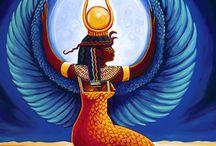 Egyptisk gudinna
