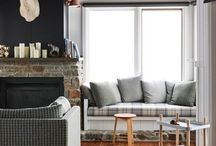 No Place Like Home / Ideas for various spaces in the home that aren't ongoing projects.