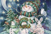 Boże Narodzenie / wszystko związane ze świętami