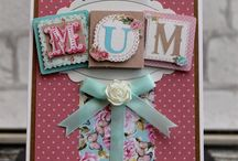 Mother's Day cards / Ideas for mothers day
