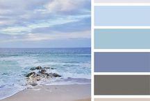 inspirație de culori