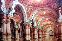 Palace interior and homedecor  India / by Marja Keuker