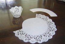 Tischdeko Vintage