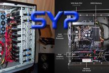 SYP Service de PC /  Activación de Not y Net nuevas.!