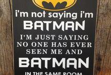 Batman / All batman nothin but batman❤️