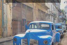 Travel | Cuba & Mexico