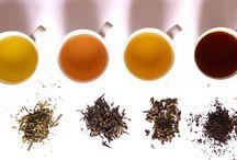 Les couleurs du thé / Il y a des centaines de types de thé ! Chacun possède son caractère : un bouquet, une couleur, un parfum, ... De quoi nourrir tous les sens !