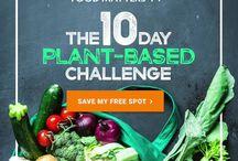 10 Day Plant-Based Challenge