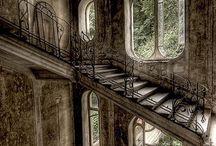 verlaten kastelen