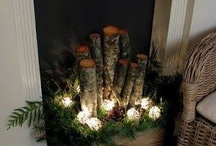 Christmas decor ideas / by Val Mira