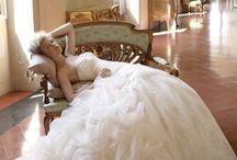 WEDDING DRESSES / by Barbara Bosworth