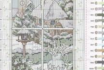 crossstich pattern