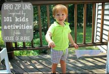 Kid Activities / by Diane Weikel