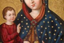 Obrazy Matki Boskiej na ścianę