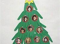 kleuters: thema kerst