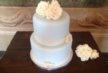 Wedding cakes / When your dream comes true, the Cake has to be' perfect!!!