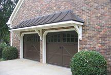 Garage roof idea