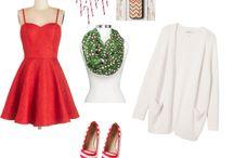 Christmas / Christmas outfits, decor, food and gift ideas !