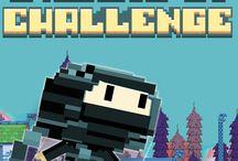 appresk.in - Ninja Challenge / https://itunes.apple.com/us/app/ninja-challenge/id916166351?mt=8