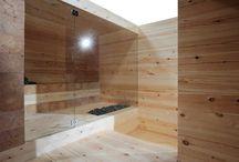 Fabulous saunas