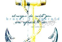 Anchors / by Victoria Corgan