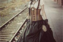 steampunk, gothic