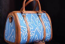 Miyoe Batik n Tenun Handbag