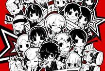 Персона 5 / Persona 5