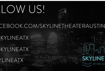 Statesman Skyline Theater at the Long Center / We are Austin's newest premier open air venue at the Long Center! The 7,000-plus capacity theater sits in the heart of downtown Austin. Opening Spring 2016.