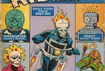 COVERS GHOST RIDER