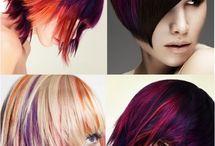 hair stuffs / by Melissa Lairson