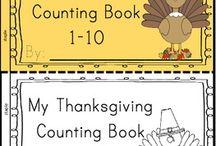 Kindergarten Thanksgiving / by Terri Robert