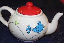 Tea pot ideas